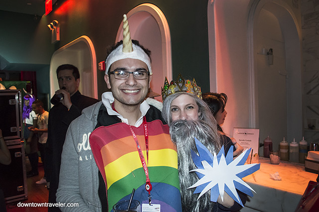 NY Comic Con Couples Costume Ice King Unicorn Adventure Time