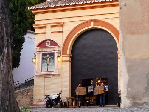 Granada Realejo Alltagsleben erleben