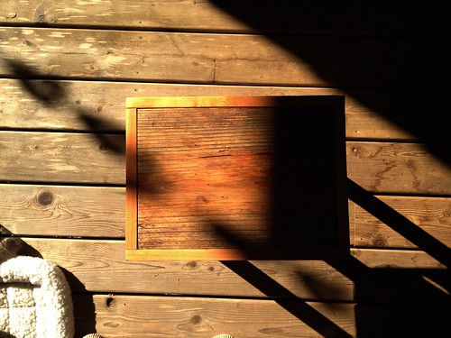 boatandstool by Nature Morte