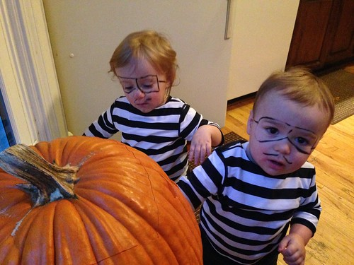 Pumpkin Burglars