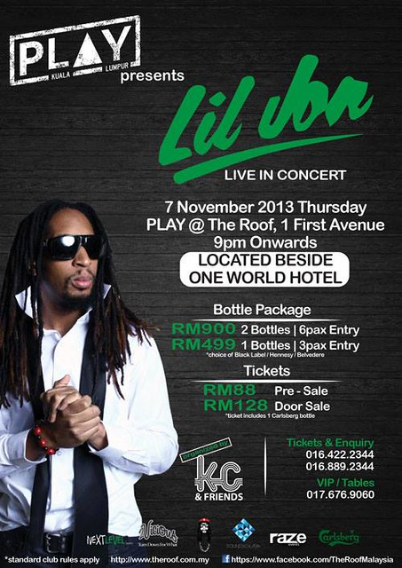 lil jon - Play - The Roof - first avenue