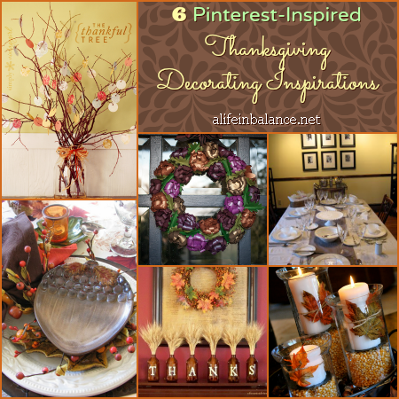 6 Pinterest-Inspired Thanksgiving Tablescape Inspirations