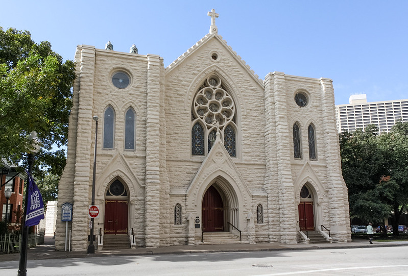 St Patrick Cathedral, Fort Worth