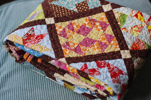 The Farmer's Wife Quilt - f