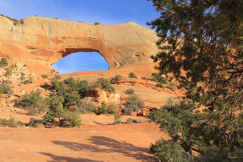 sunset usa landscape utah us arch south united route wilson moab states paysage unis 191 etats