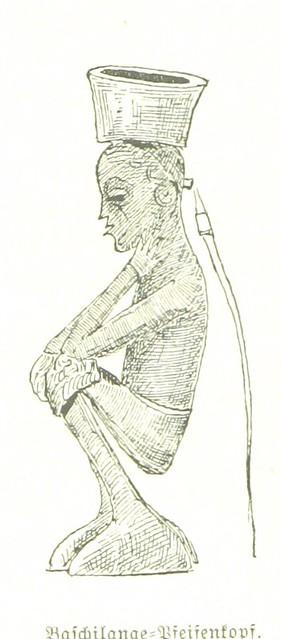 Image taken from page 134 of 'Unter deutscher Flagge quer durch Afrika von West nach Ost. Von 1880 bis 1883 ausgeführt von P. Pogge und H. Wissmann ... Mit ... Abbildungen, etc'
