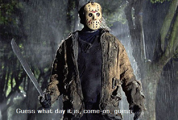 Jason-Vorhees Friday-the-13th