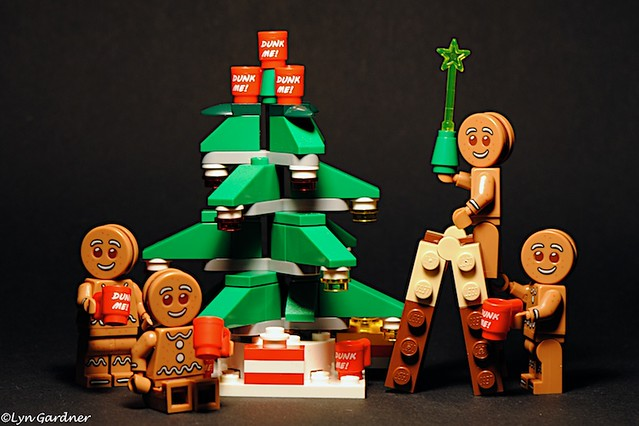 Tree decoration - Gingey style