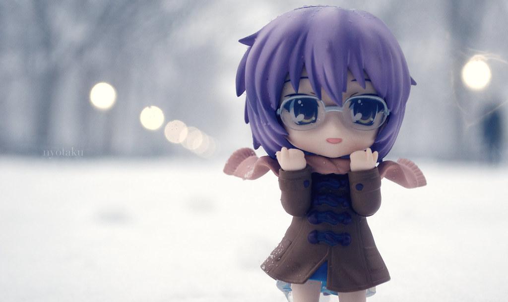 Nendoroid Yuki Nagato Snow