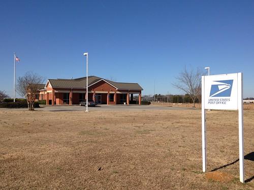 USPS - Faulkville, AL  35622