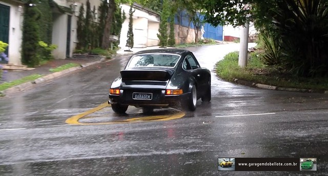 Porsche Carrera RS (Tributo)