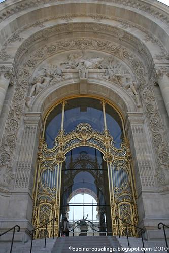 Petit Palais Eingang