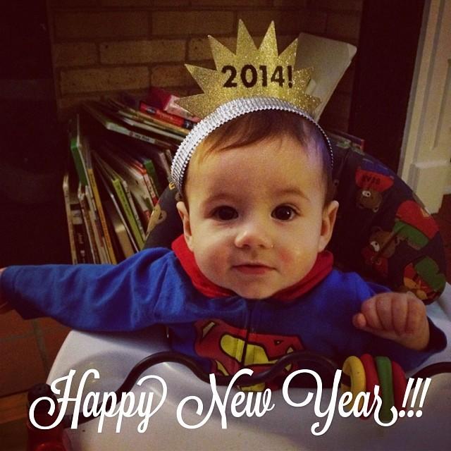 Have a wonderful New Year, everyone!  #nye #2014