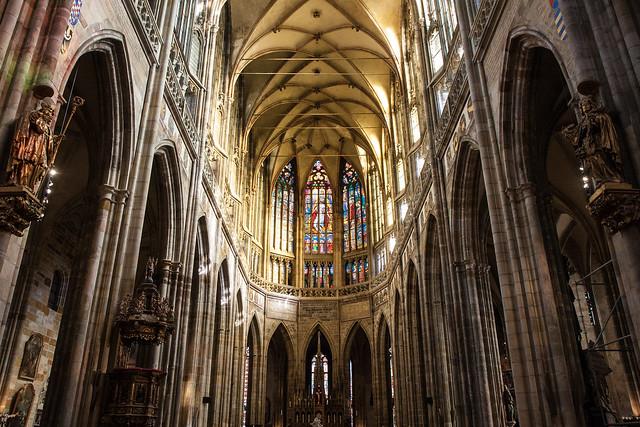 St. Vitus's Cathedral, Prague