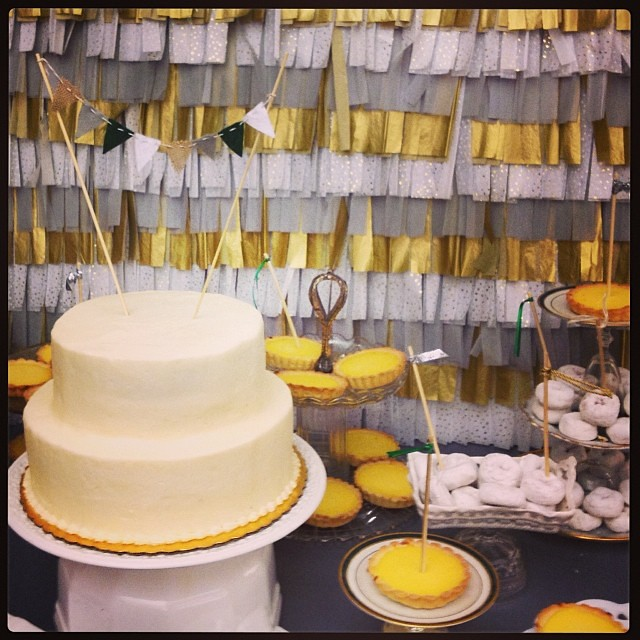 Treats - #yum #wedding #ryanandceleste