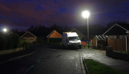 2013.12-22.0716mse1. Another City of York Council Van illegally parked all night.