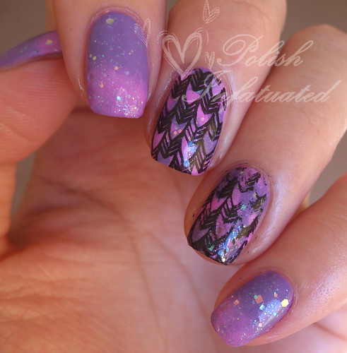 purple & pink gradient