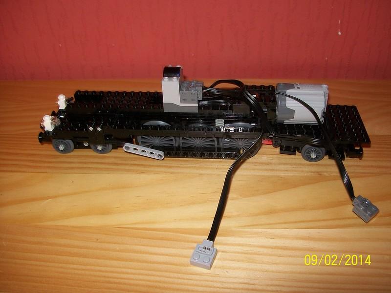 Wip Lego Lner 4472 Flying Scotsman Steam Locomotive Lego