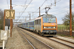 SNCF BB 26059 - Photo of Chalou-Moulineux