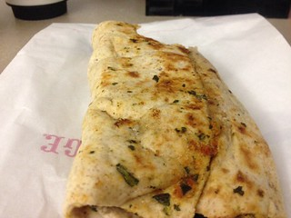 Starbucks egg wrap