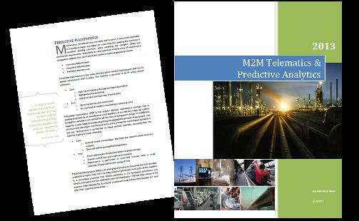 M2M Telematics Big data Solutions by Gopalakrishna