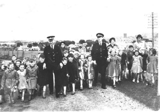 Inverness Burgh Police School Nature Ramble 1952