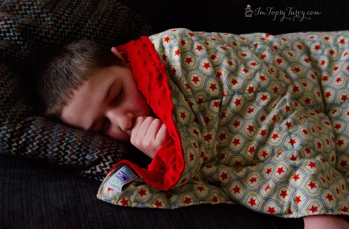 comfort-weighted-blankets-anxiety