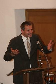 Verpflichtung von Herrn Bürgermeister Thomas Fritsch am 03.08.2006