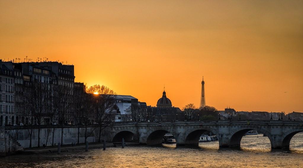 Paris S'endort