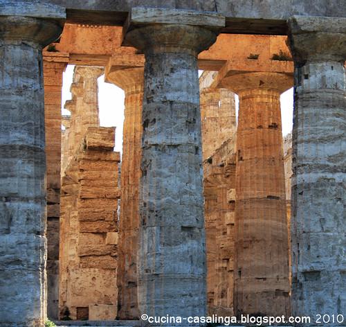 Paestum Tempel Neptun