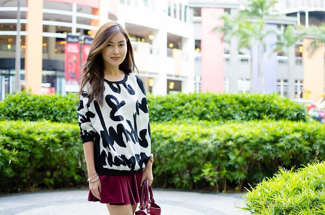 graffiti-blouse