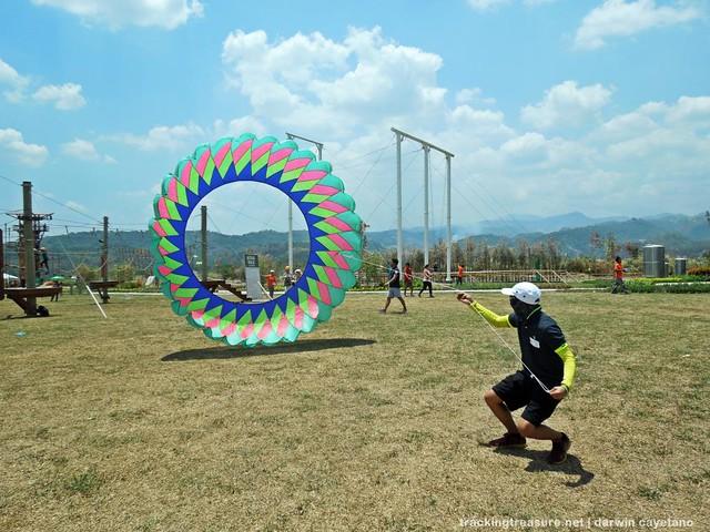 Kiting At Sandbox Alviera, Porac, Pampanga