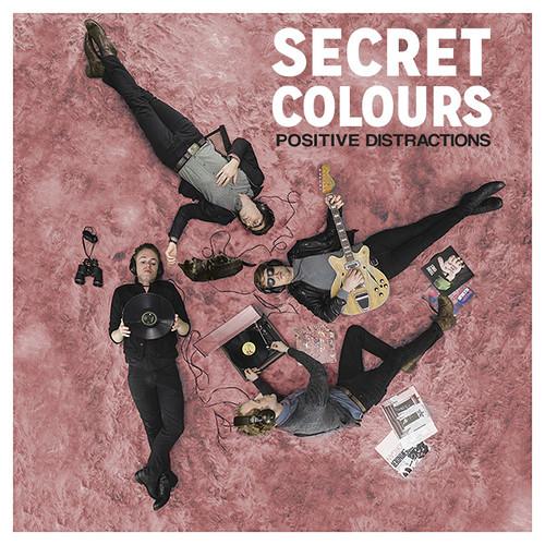 Secret Colours - Positive Distractions