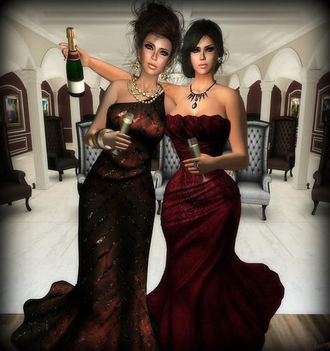 Santanna and I
