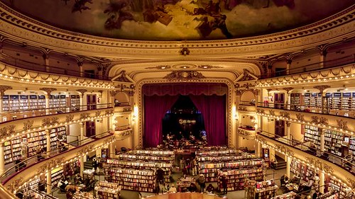 El Ateneo, Buenos Aires book shop