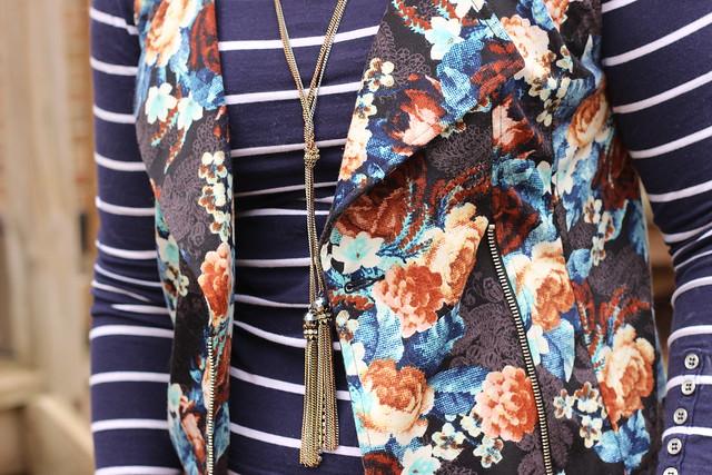 target floral vest 3