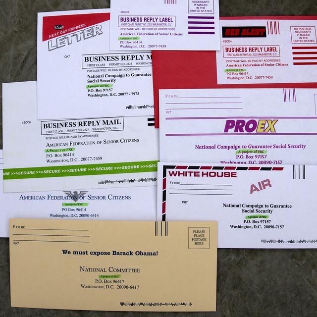 FRC Envelopes