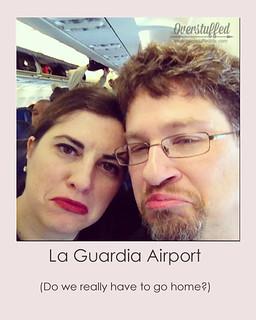 NYC Selfie La Guardia