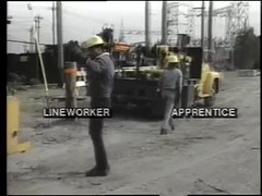 Lineworker Career Development, 1985