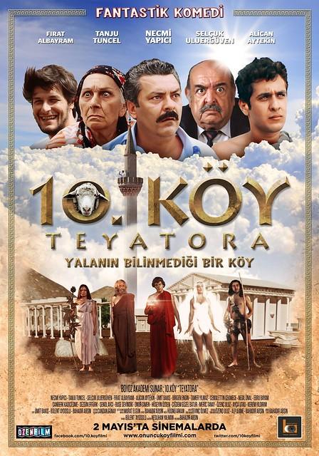 10. Köy: Teyatora (2014)