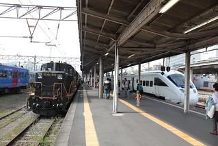 ななつ星 in 九州(4) 1日目 - 列車滞在プラン
