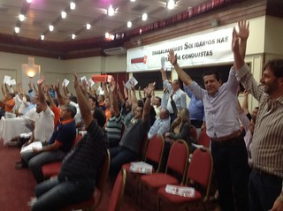 Solidariedade realiza Encontro Sindical em Minas Gerais