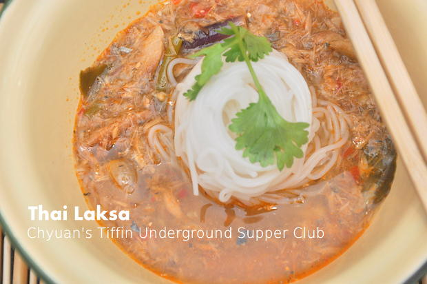 Chyuan's Tiffin Underground Supper Club 1