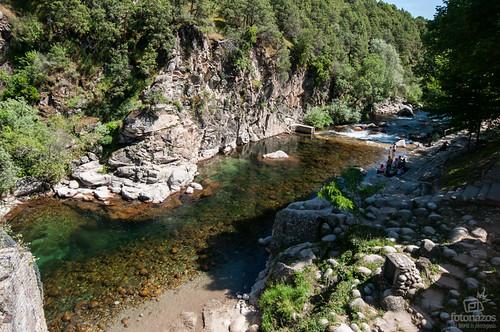 6 Gargantas y piscinas naturales donde bañarse en la Vera