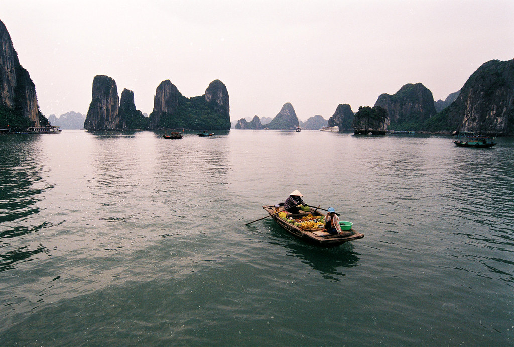 Hạ Long bay, 5/2014
