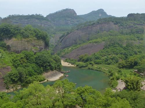Fujian-Wuyi-Tianyou-montee-niveau1 (9)