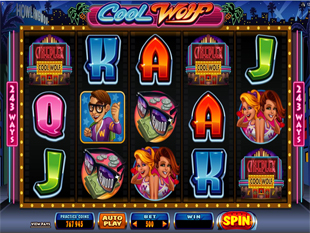 Cool Wolf slot game online review