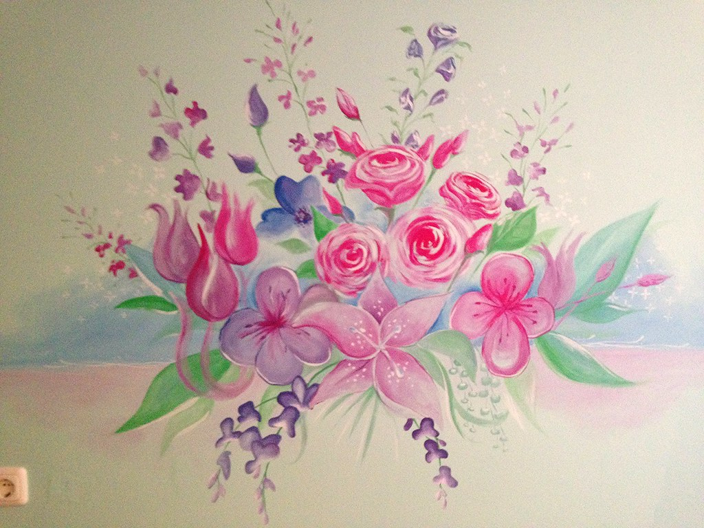 Toetie Kolorie: Overige muurschilderingen