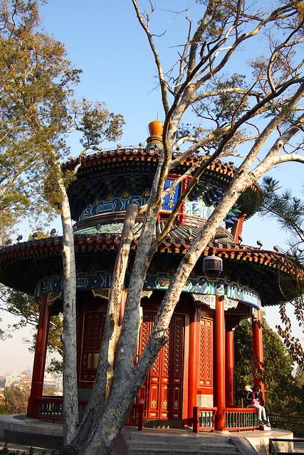 景山公园 (Jingshan Park), Beijing, China