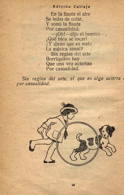 013- Fabulas de Iriarte- 1920- Saturnino Calleja-© BNM